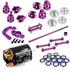 Yeah Racing HPI E10 Performance Upgrade Kit CK-E10-V2-PP