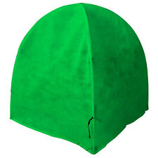 NuVue 30290 22 Inch Pop Up Tear Resistant Winter Frost Cover Garden Tent, Green