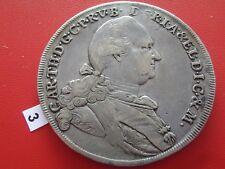 Bayern 1781 Madonnentaler Silber  Karl Theodor 1777-1799 Taler Patrona Thaler