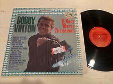 Bobby Vinton A Very Merry Christmas LP Columbia CSP + Shrink VG+!!!!