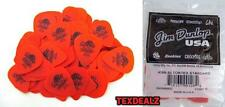 Dunlop Guitar Picks 72 Pack Tortex .50 MM Red (418R50)