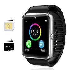 Bluetooth Smart Wrist Watch For Samsung Galaxy S6 Plus S5 Grand Prime Core Prime