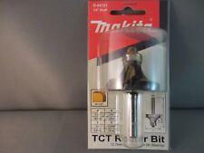 Router Bit-12.7mm Rounding Over Bit 1/4shk ( MAKITA)