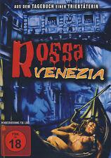 Rossa Venezia - DVD - BRD 2003 - Andreas Bethmann - Wie NEU - FSK ab 18 -Slasher