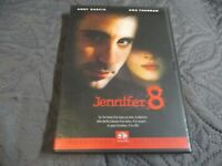 "DVD ""JENNIFER 8"" Andy GARCIA, Uma THURMAN"