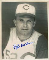 Bob Miller 1962 Cincinnati Reds Pitcher Signed Autographed 8x10 Photo COA