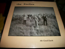 The Feelies ‎– The Good Earth - LP - 1986 - Rough Trade