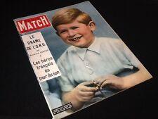 Paris Match Du 22 au 29 Novembre 1952, Le Drame De L'O.N.U