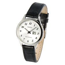 Elegante MARQUIS Damen Funkarmbanduhr Lederarmband Damenuhr Armbanduhr 983.4707