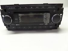 DODGE CALIBER JEEP GRAND CHEROKEE CD Radio Head Unit 5064067ag 50915009ah