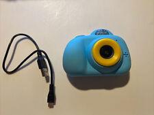 Kids Camera Blue 1080P HD 8MP Mini Video Camera Recorder VanTop Junior #b