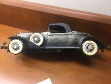 Rolls Royce Phantom 1931 AM Transistor Radio Vintage - Original Box