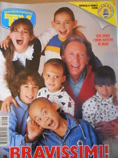 TV Sorrisi e Canzoni n°47 1994  Cindy Crawford - Trailer movie IL CORVO [D49]