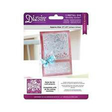 Crafters Companion DIESIRE Create a Card Die BIRTHDAY GARDEN Cut Emboss Stencil
