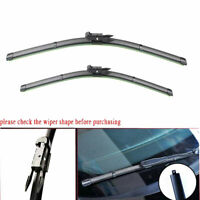FOR Volvo XC90 S60 V70 XC70 S80 Windscreen Windshield Wiper Blade Set 3397118966