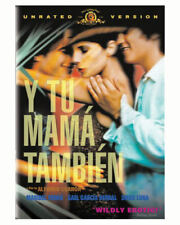 New Y Tu Mama Tambien (Dvd Unrated)Maribel VerdU Diego Luna Movie Gael Garcia To