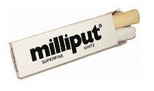 Milliput superfine mastic époxy blanc, émail réparation