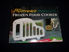 MICROWAVE FROZEN FOOD COOKER - NIB