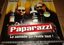 COMME NEUF JOHNNY HALLYDAY DANS RARE CD V LD LASERDISC VIDEO PAPARAZZI