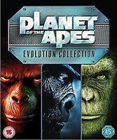 El Planeta de los Simios - Evolución Película Colección (7 Películas) DVD Nuevo
