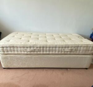 Bed - Relyon - Single - Full Bed Set - Pocketed Spring Mattress