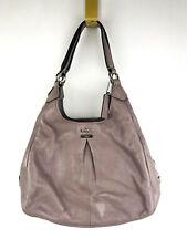 COACH Madison Maggie  Pebble Leather Hobo Shoulder Bag 21225M MSRP $358