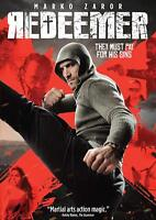 DVD - Action - Redeemer - Marko Zaror - Noah Segan - Loreto Aravena