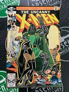 UNCANNY X-MEN #145 146 147 (1981) NM Classic Doctor Doom vs X-Men Storyline!