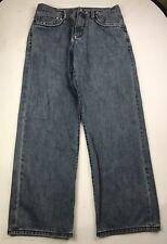 Coogi Australia Men's Embroidered Denim Medium Wash Blue Jeans Size 36/32 Pants
