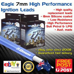 Eagle 7mm Ignition Spark Plug Leads 6cyl Fits Toyota Cressida MX83 1988-93 7M-GE