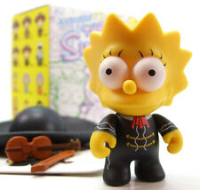 "Kidrobot THE SIMPSONS Mini Series 2 MARIACHI LISA 3"" Vinyl Figure Blind Box"