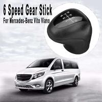 6 Speed Car Gear Shift Knob For Mercedes Vito Viano Sprinter II / VW-Crafter