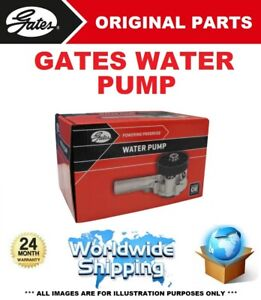 GATES WATER PUMP for BMW 5 Touring (E39) 525 i 2000-2004