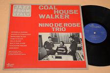NINO DE ROSE TRIO LP NM ! 1°ST ORIG 1980 ITALY JAZZ