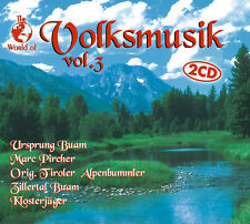 CD Die Welt Der Musique populaire 3 von Diverses Interprètes 2CDs