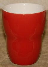 STARBUCKS Coffee Company 2008 Aida Double Wall - Valentine RED Insulated 8oz Mug