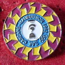 RARE PIN'S JEUX OLYMPIQUES SAE CARCANS MAUBUISSON 1992