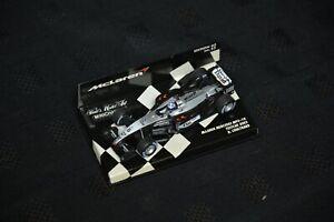 Minichamps 1:43 530 034315 - McLaren MP4/18 #5 Coulthard 2003