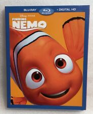 Finding Nemo Disney Pixar (Blu-ray + Digital HD) New