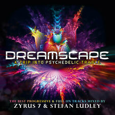 CD Dreamscape Vol.1 mixed by Zyrus 7, Stefan Ludley 2CDs