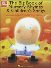 The Book Of Nursery Rhymes Children S Songs For Easy Guitar Tab Music