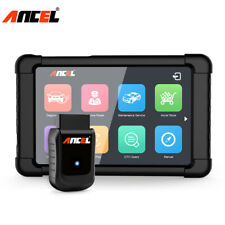Wireless WIFI Full Systems Scanner&Tablet Cars Diagnostic Tool OBDII Code Reader