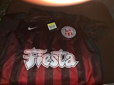 Nike Soccer Football Dri-fit Black/Red Jersey Size Small