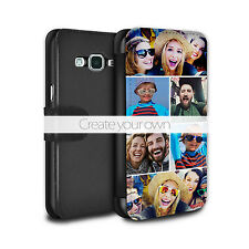 Create Your Own Design Personal PU Leather Case/Wallet for Samsung Galaxy J3