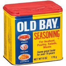 OLD BAY Seasoning 6oz 170g American Old Bay
