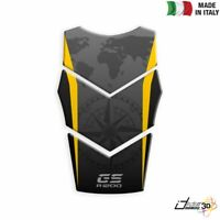 PARASERBATOIO ADESIVO RESINA GIALLO FOR BMW 1200 R GS (K25) 2004-2007