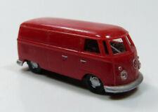 VW T1 Bus Transporter rot Magic 1:87 H0 ohne OVP [I71-B5]