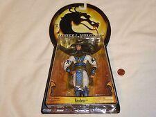 "NEW Raiden Mortal Kombat Deception Action Figure Toy MK SEALED Combat 6"" raden"