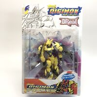 NEW Vintage Digimon DReal Bootleg Action Figure Fakie Toy