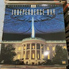 INDEPENDENCE DAY  Laser disc  COMPLETO DI INSERTI